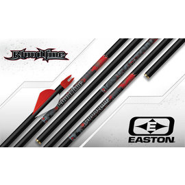 "Easton Easton 6mm Bloodline 240 Arrows, ""H"", 6 Pk"