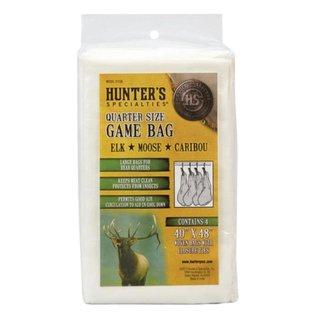"Hunters Specialties Quarter Size Game Bags, 40"" x 48"", Elk/Moose/Caribou, 4 pack"