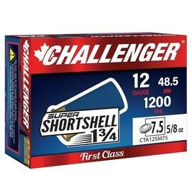 "Challenger 12 ga Lead  -  Challenger SUPER SHORTSHELL 1-3/4"""