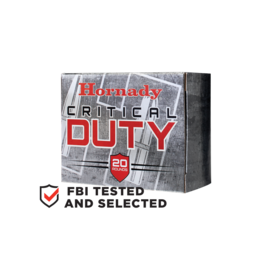 Hornady Hornady Critical Duty Ammo