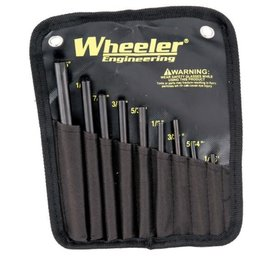 Wheeler Engineering 9 Piece Roll Pin Starter Set