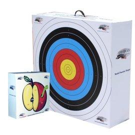 "NASP Youth Archery Target 32""x32""x12"""