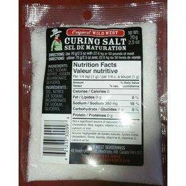 Wild West Curing Salt 2.5 oz