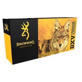 Browning Browning BXV Varmint Expansion Ammo