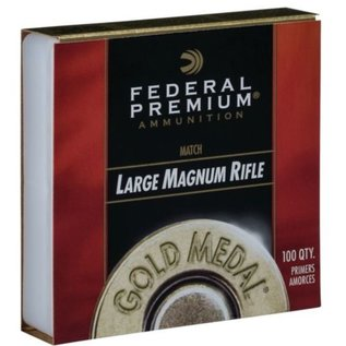 Federal Federal Gold Medal Match Primers
