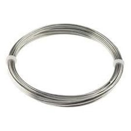 Stainless Steel Snare Wire 25'