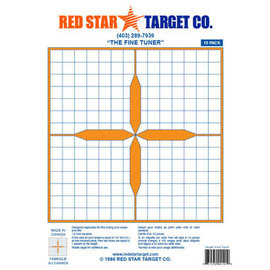 Red Star Red Star Fine Tuner Target 10pk