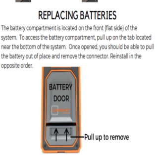 Longshot Target Cameras Longshot Li-ion Battery-External