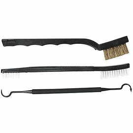 Allen Gun Cleaning Brushes & Tool 3Pc Set