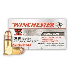 Winchester Winchester Super-X  22 Short 29 gr  LRN 50 rnds