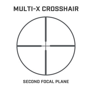 Bushnell Bushnell Prime Multi Turret Scope 3-12x40mm