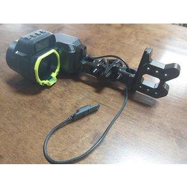 Used Garmin Xero A1i Rangefinding Sight