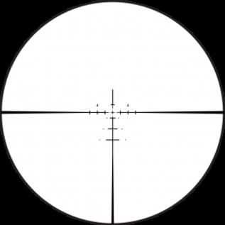 Burris Burris Fullfield IV 2.5-10x42mm Ballistic E3 Reticle