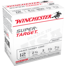 Winchester 12 ga Lead - Winchester Super-Target Shotshell