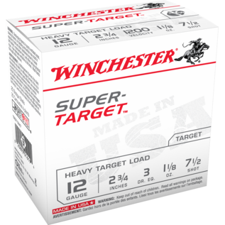 Winchester 12 ga Lead - Winchester Super-Target Shotshell