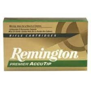 Remington Remington 22-250 rem 50 gr Accutip-V BT, 20 rnds