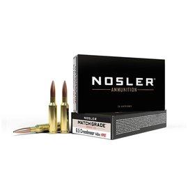 Nosler Nosler Match Grade 6.5 Creed 140gr HPBT, 20 rnds