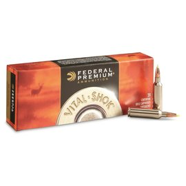 Federal Federal Premium 270 WSM 130 gr NBT 3300 fps, 20 rnds