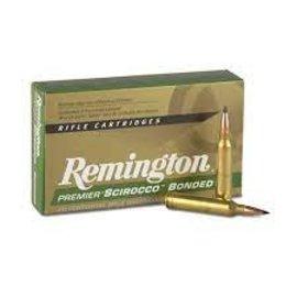 Remington Remington 270Win 130gr Scirocco, 20 rnds