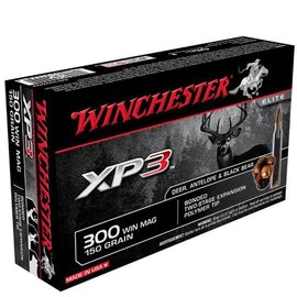 Winchester Winchester XP3 300 Win 150 gr 3260 fps, 20 rnds