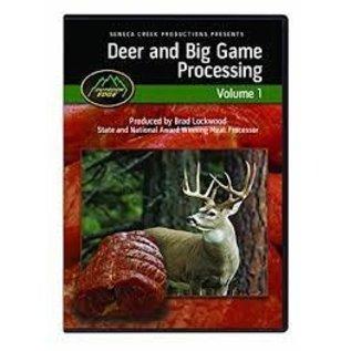 Outdoor Edge Outdoor Edge Deer & Big Game Processing DVD