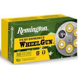 Remington Remington Performance Wheel Gun 44 S&W 246 gr, 50 Rnds, Lead