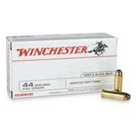 Winchester Winchester 44 Rem Mag 240 gr, JSP, 50 rnds