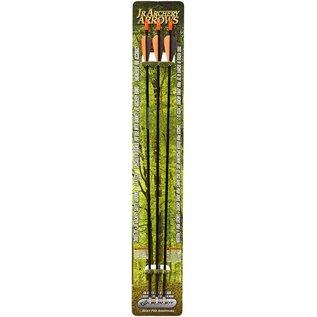 "Barnett Barnett Junior Archery Arrows 28"" Fiberglass 3pk"