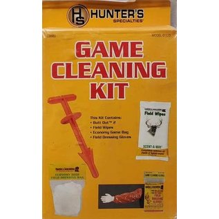 Hunters Specialties Game Cleaning Kit