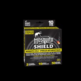 Mosquito Shield Mosquito Shield Mosquito Coils  Box of 10