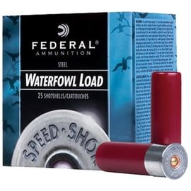Federal 12 ga Steel  -  Federal Speed Shok Waterfowl