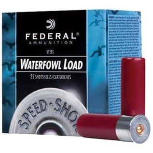Federal Federal Speed Shok 12 ga Waterfowl