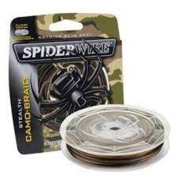Spiderwire Spiderwire Stealth Camo-Braid 20 lb 125 yds