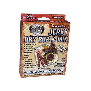 Smokehouse Smokehouse Teriyaki Jerky Dry Rub