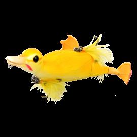 "Savage Gear Savage Gear 3D Suicide Duck 4 1/4"" 1oz Yellow Duckling"