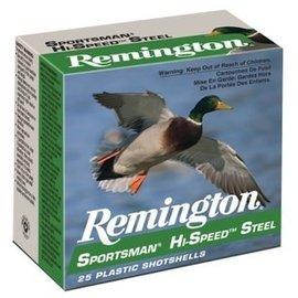 Remington 12 ga Steel  -  Remington Hi Speed Ammo