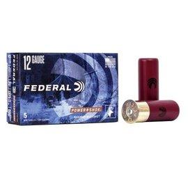 Federal Federal Power-Shok Buckshot & Slugs