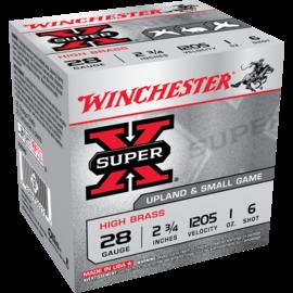 Winchester 28 ga Lead - Winchester Super-X Shotshell