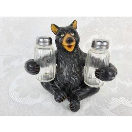 River's Edge Bear Salt & Pepper Shaker Set