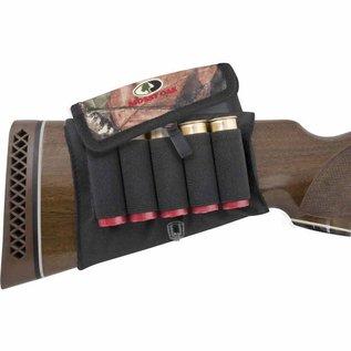 Buttstock Shotgun Shell Holder w/Cover
