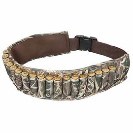 Camo Shotshell Holder Belt