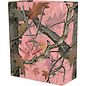 Pink Camo Gift Bag XL