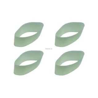 E.L.K. E.L.K. Replacement Bands Green 4pk