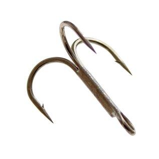 Angler Angler Bronze treble #8 4 pk