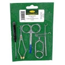 Crystal River Fly Tying tool Kit