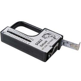 "Eagle Claw Eagle Claw Pocket Scale 28Lb 38"" Tape"