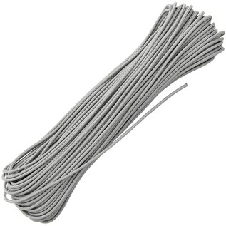 """100"""" Paracord Silver"""