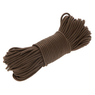 """100"""" Paracord Brown"""