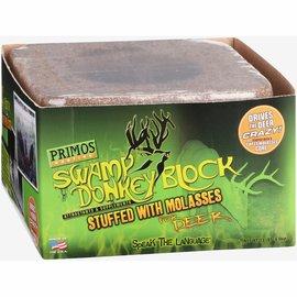 Primos Primos Swamp Donkey Molasses Protein Block, 15 Lbs