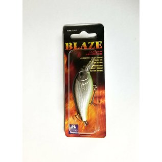 Blaze Lure deep Diver Silver and Green